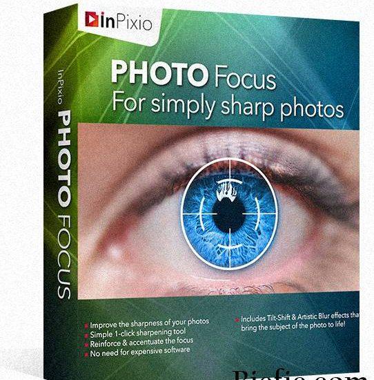 InPixio Photo Focus Pro 4.12.7697.28658 With Crack