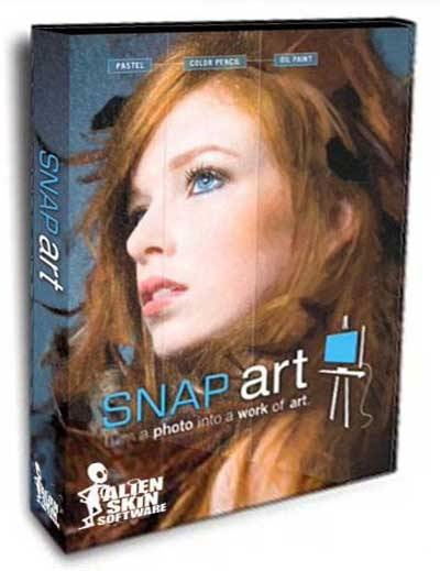 Alien Skin Snap Art 4.1.3.375 Full Crack